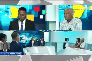 Georges Othily Politik.Guyane