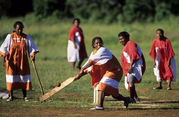 Cricket féminin