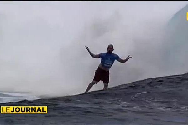 Surf : la Billabong pro a enfin repris