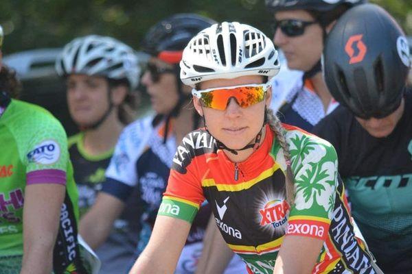 Au Tour d'Elles 2019, tour cycliste féminin, Océane Tessier