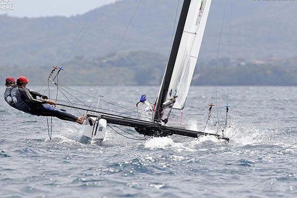 Martinique Cata raid étape 5