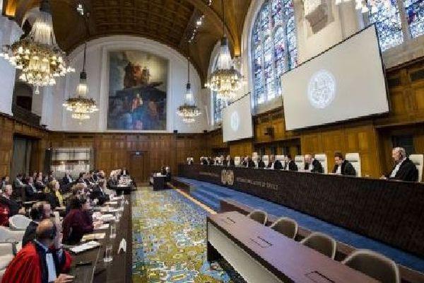 Cour internationale de justice de La Haye