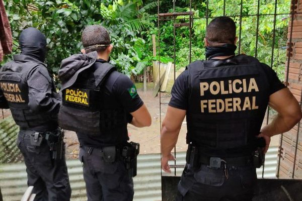 Police fédérale brésilienne