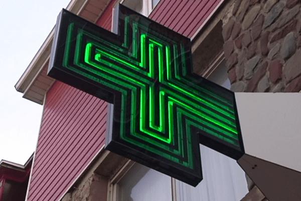 pharmacie reouverte