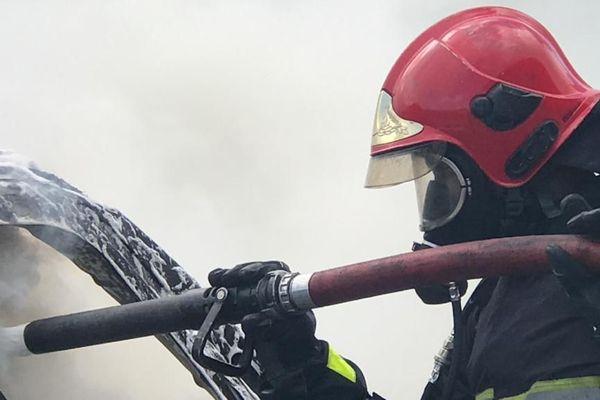 Les sapeurs-pompiers de Martinique