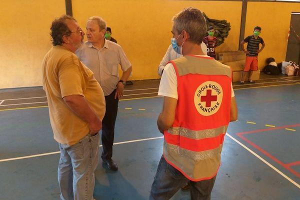 La Croix Rouge au cœur du dispositif d'aide aux familles démunies vit un moment d'extrême pression en Guyane