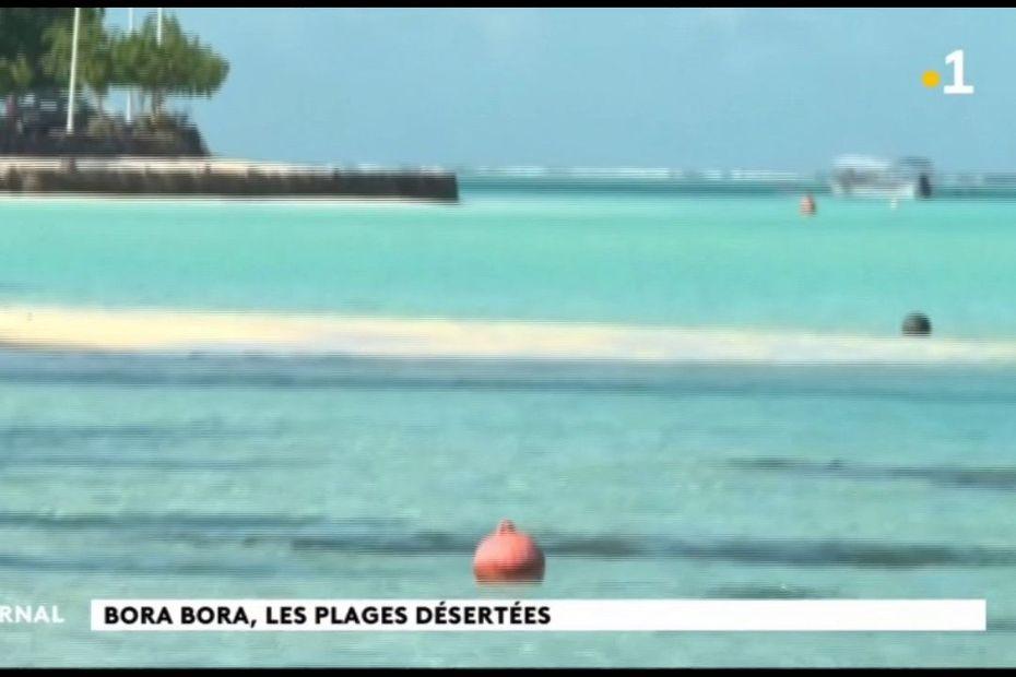 Sur la plage abandonnée… - Polynésie la 1ère