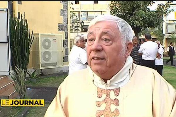 Le père Cottanceau, nouvel administrateur apostolique