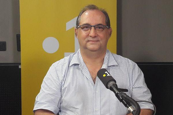 Stéphane Fouassin, président de l'Île de la Réunion Tourisme