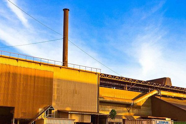 Nickel et usine SLN Alain Jeannin