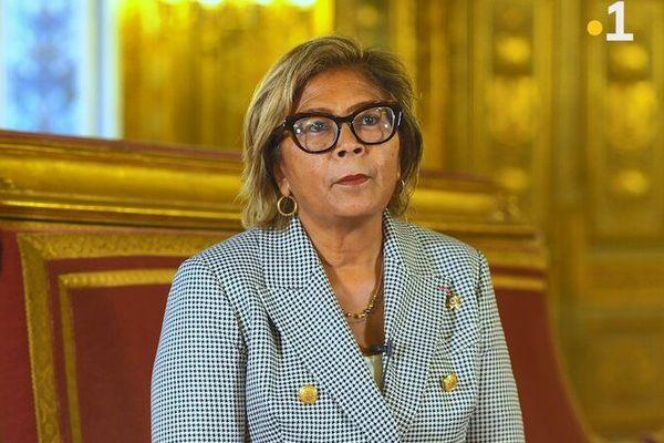 Marie-Laure Phinéra-Horth, première femme élue sénatrice de la Guyane à l'âge de 63 ans