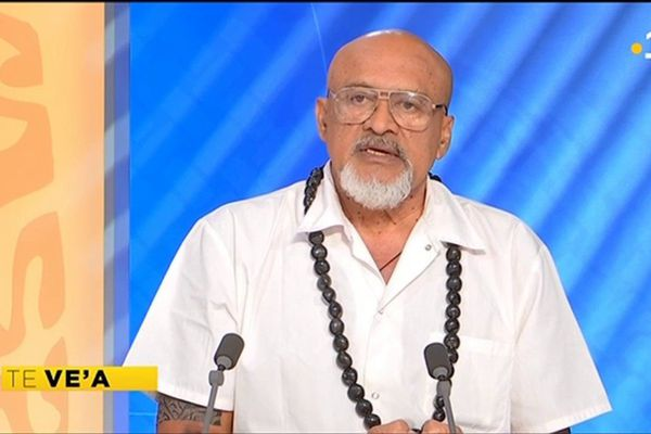 Paul Pere : mero no te Taatiraa « Tamarii pointe des pêcheurs »