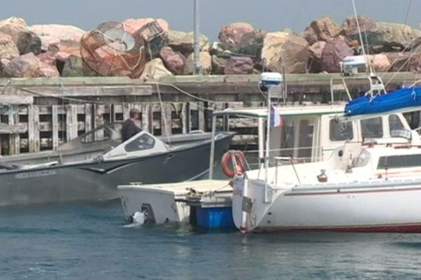L'aménagement portuaire au coeur des discussions de la visite ministérielle à Miquelon