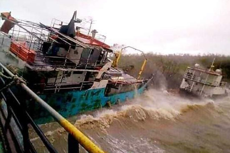 Le cyclone Harold frappe l'archipel du Vanuatu - Polynésie la 1ère