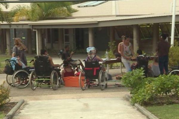Polyhandicapés