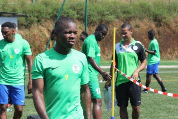 Les « Yana Dòkò » sont dans la dernière phase d'entraînement avant la coupe de la Caraïbe