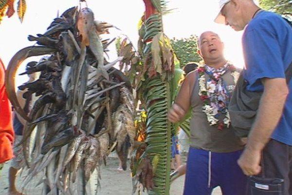 pêche Huahine