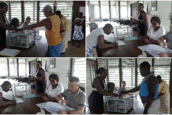 bureaux de vote à maripasoula