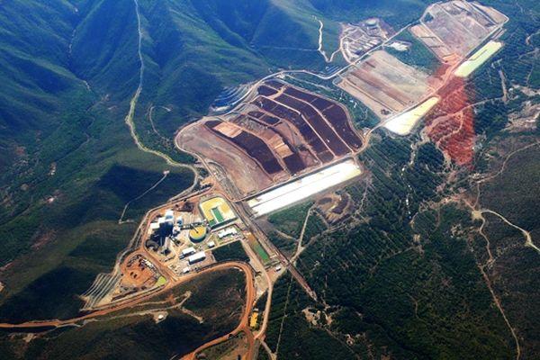 La mine de Paagoumène