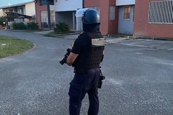 Gendarme Kourou