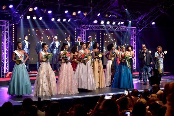 Show Miss Martinique 2019