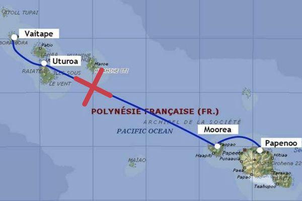 Le câble Honotua sectionné aux îles sous-le-Vent