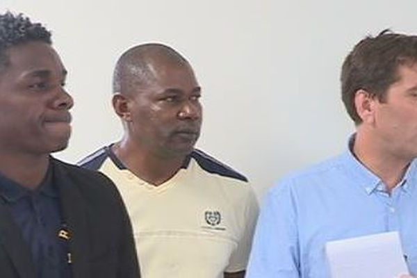 Les premiers jeunes mahorais recrutés dans la police le cadre du service civique