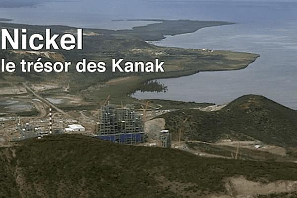 Nickel, le Trésor des Kanak