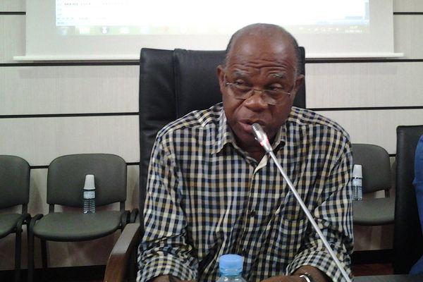 Jean-Claude Lombion Président association des maires