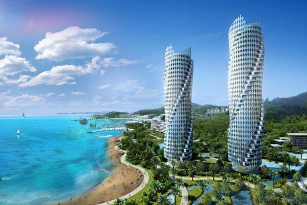 Projet Tahiti Mahana Beach 2
