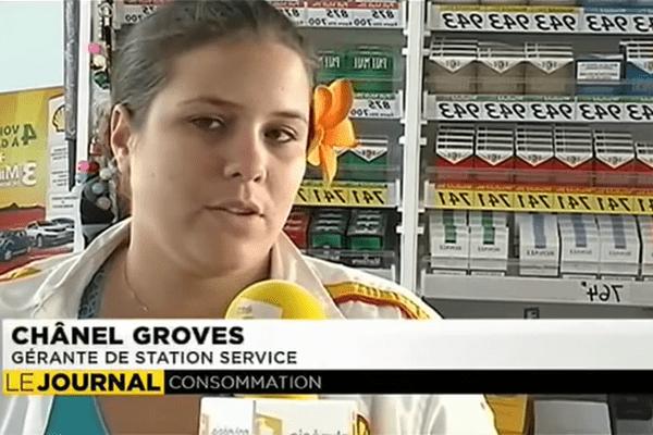 La pénurie de gaz guette à Raiatea - Extrait JT Polynésie 1ère