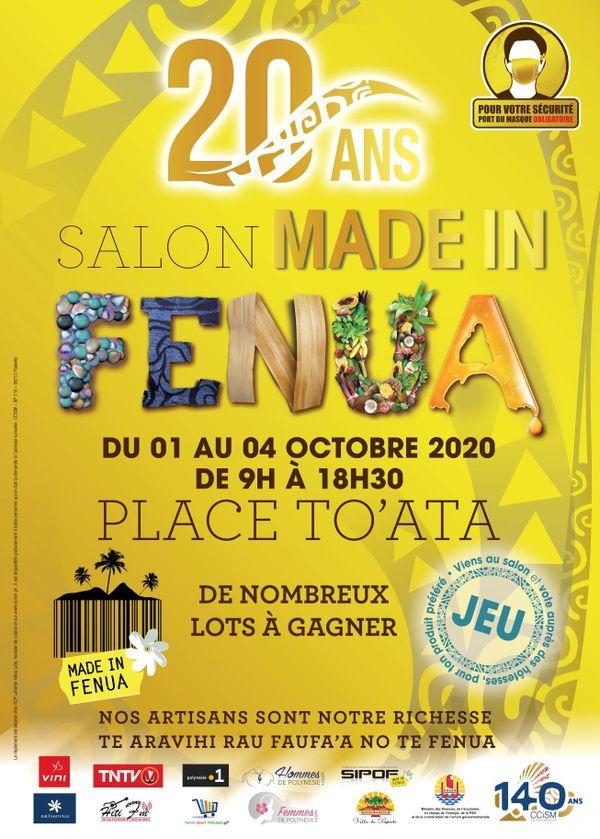 affiche made in fenua