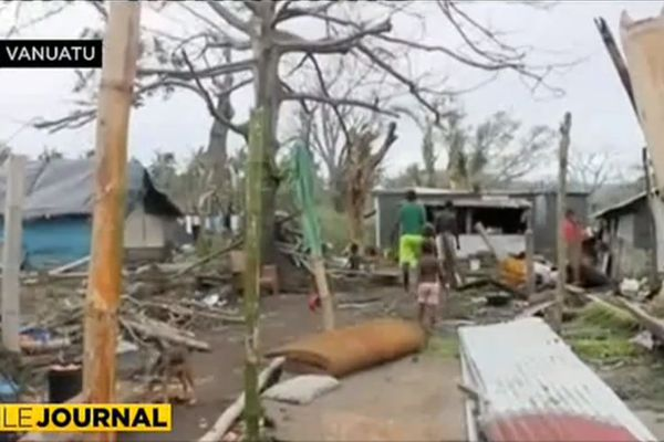 Vanuatu : un an après Pam
