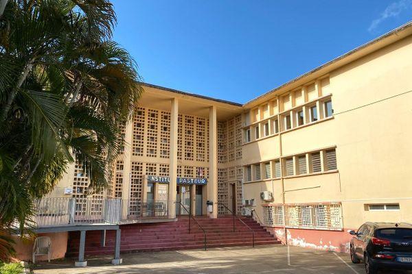 Institut Pasteur à Cayenne