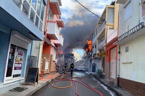 Incendie Moule 30-12-2020