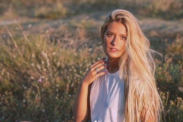 Miss Poitou-Charentes - Andréa Galland