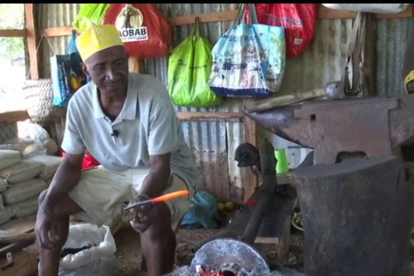 Atelier forgeron Mayotte