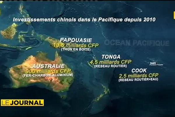 """""""Il n'y a aucune limite"""" aux investissements en Polynesie déclare le consul de Chine"""