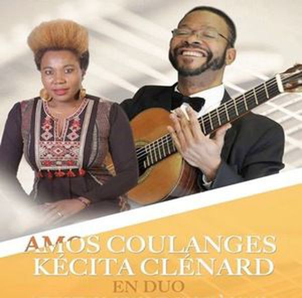 Amos Coulanges et Kecita Clénard