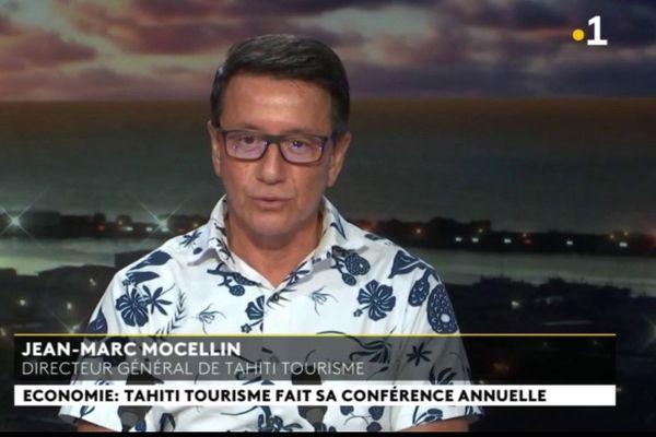 Invité du journal : le directeur général de Tahiti Tourisme