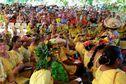 Une immense fête pour la nouvelle école pastorale protestante à Tahaa
