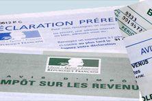 Imprimés de déclaration d'imposition