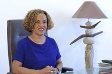 Yolaine Poletti-Duflo directrice de Martinique la 1 ère