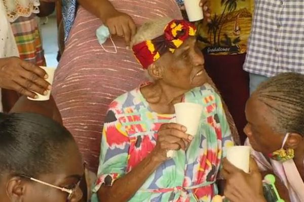 Man Léonne, soeur de Ti-Kamé
