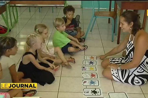 Ecole bilingue : l'anglais dès la maternelle