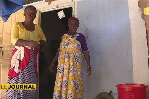 Manque d'eau à Mayotte