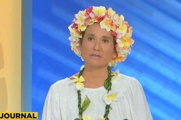 Miriama Bonno, directrice du Musée de Tahiti et ses îles