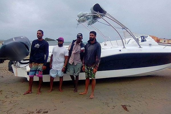 1 Les deux marins mauriciens disparus depuis le 2 juillet 2020 sont à Madagascar