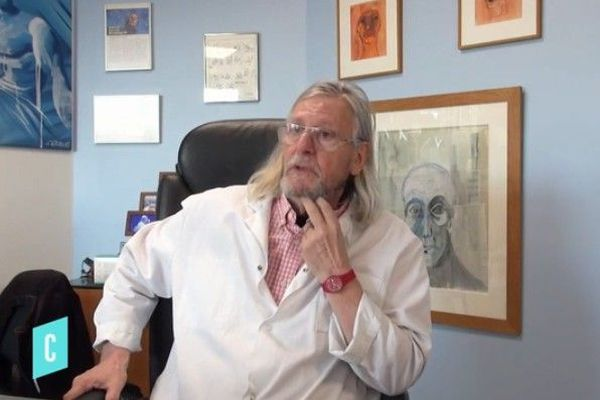 Dr Didier Raoult