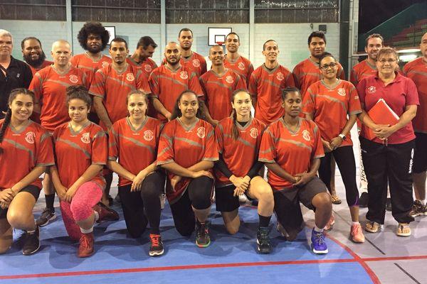 Les sélections calédoniennes pour la Melanesian Cup